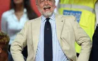Coppa Italia: napoli  de laurentiis