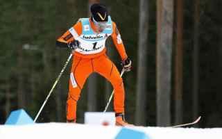 Sport Invernali: adrian solano  sci  mondiali