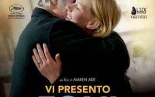 Cinema: toni erdmann maren ade cinema commedia