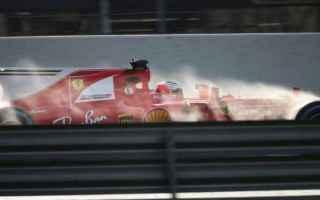 Formula 1: ferrari  raikkonen  bercellona  test