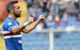 Serie A: quagliarella  napoli  iene