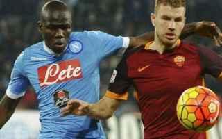 Serie A: roma  napoli  pronostico  quote