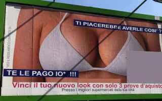 Bologna: pubblicità  marketing  sesso
