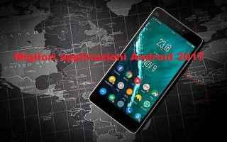 migliori applicazioni android 2017