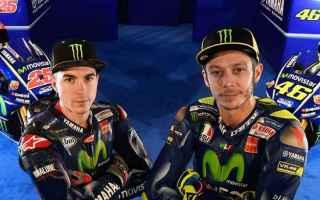 MotoGP: rossi vinales motogp yamaha