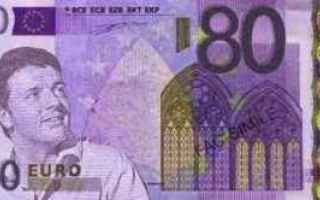 80 euro  governo renzi  renzi