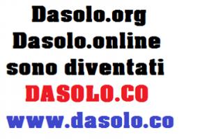 Siti Web: dasolo download web scaricare film libri