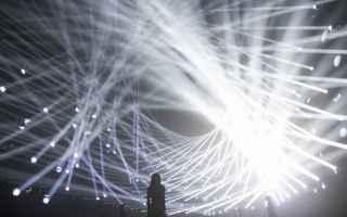 Arte: arte  installazione  luce  musica