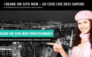 Siti Web: creare siti web consigli gratis