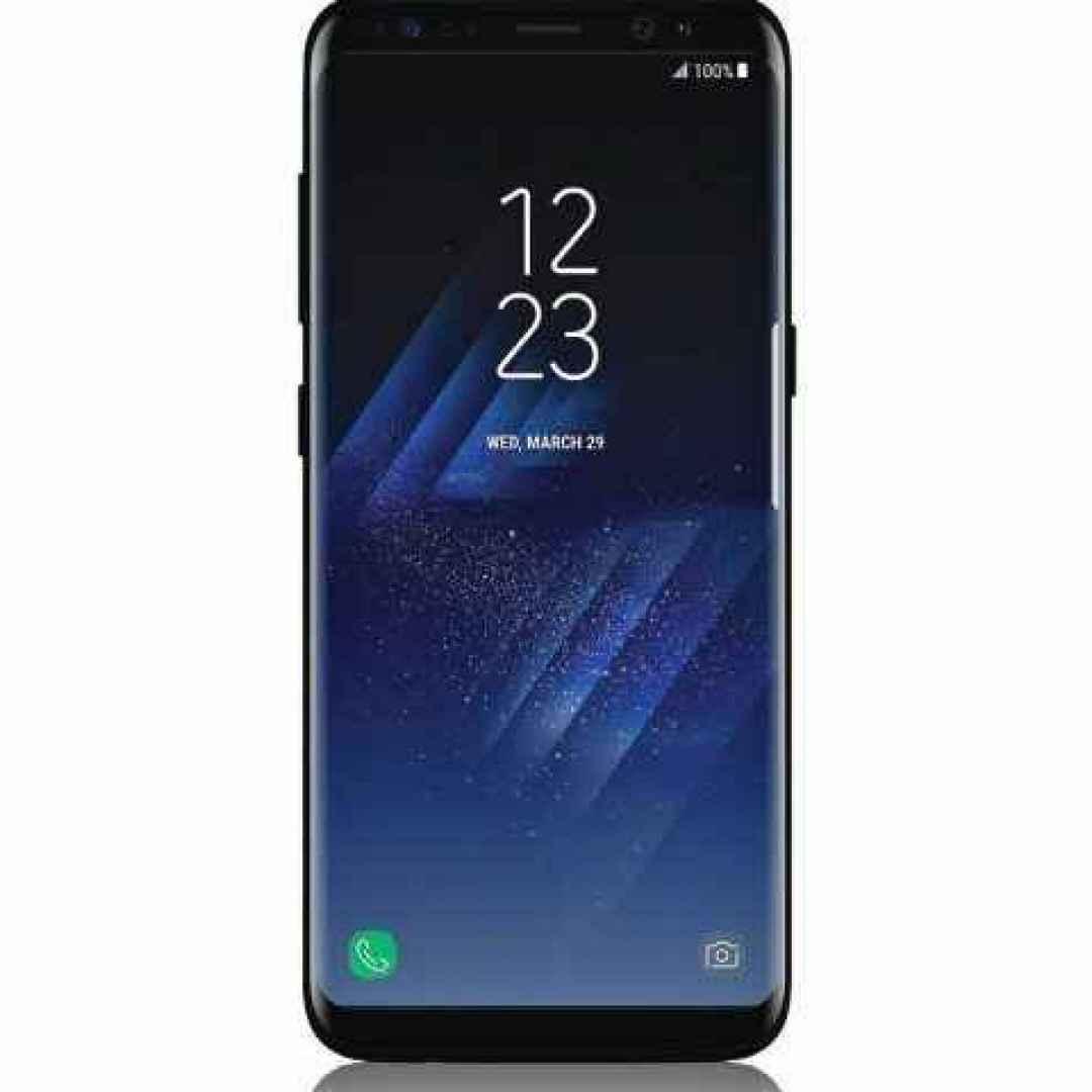 Cellulari samsung galaxy s8 nuova immagine reale samsung galaxy s8 - Samsung dive italia ...