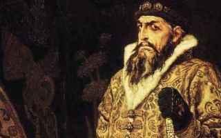 Storia: storia  ivan iv  russia