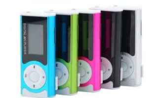 online elettronica mp3 batterie