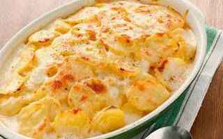 Ricette: ricetta secondi patate