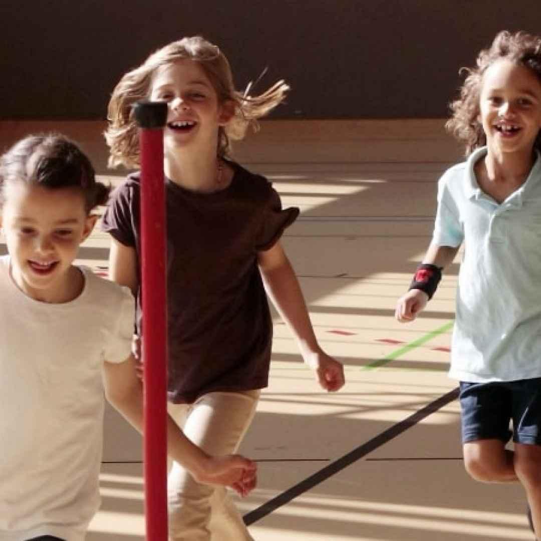 Fondamentale per crescere sani e forti: l