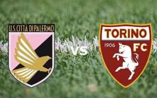Serie A: torino  palermo  streaming