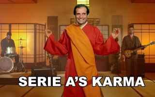 Serie A: gabbani  karma  seriea  lyric  testo