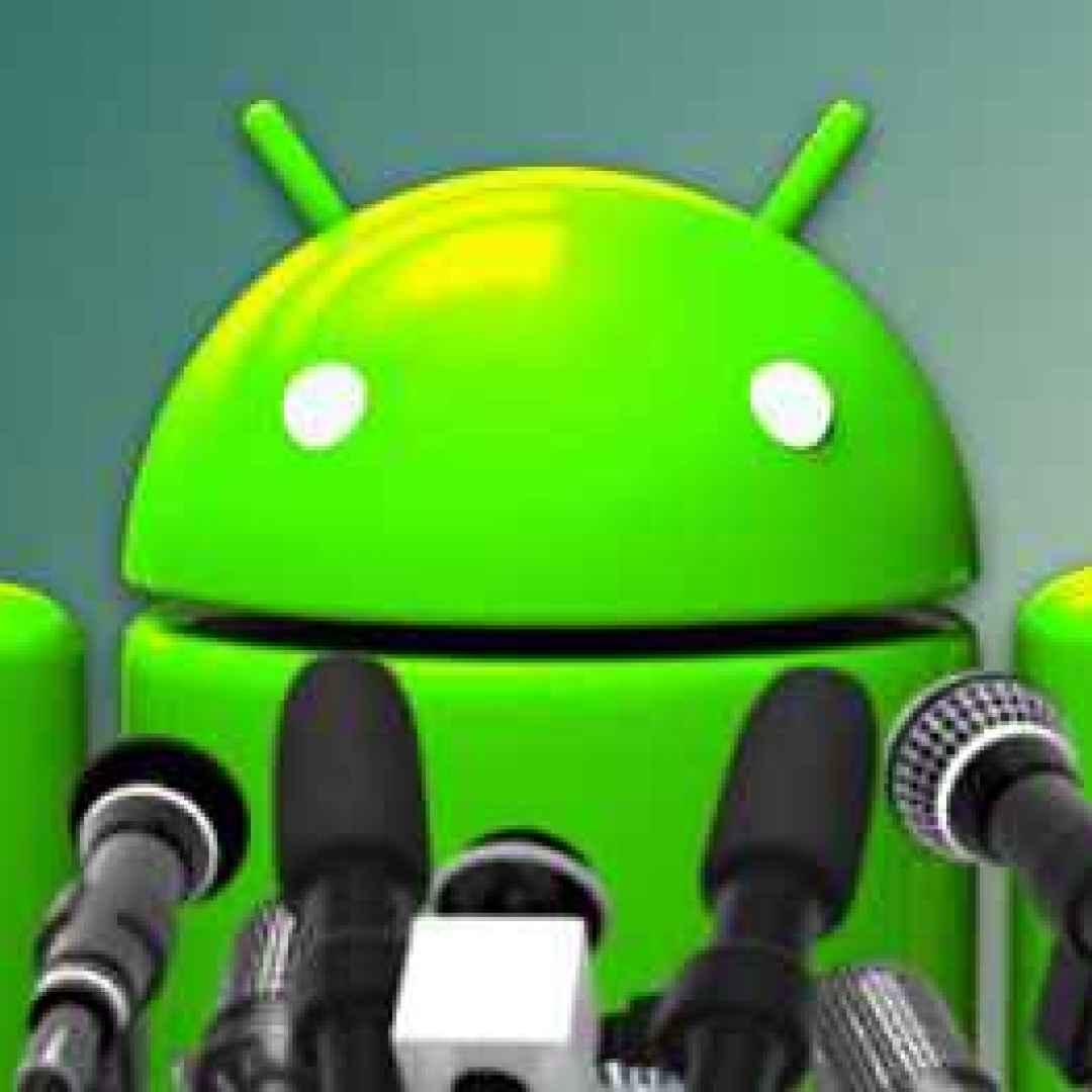 android  utility applicazioni lavoro