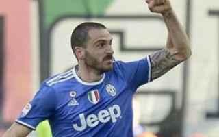 Serie A: bonucci scudetto juventus calcio