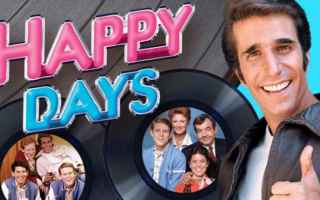 Televisione: happy days
