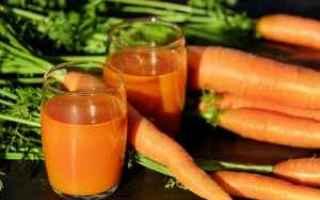 Alimentazione: carota  proprietà  benefici  occhi