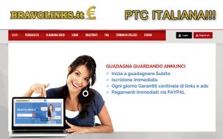 Soldi Online: bravolinks guadagno soldi denaro online
