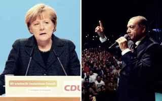 dal Mondo: germania  turchia  erdogan