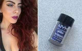 Bellezza: fashionably  glitter  makeup  glow  blog