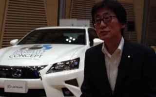 Automobili: toyota  auto  guida autonoma