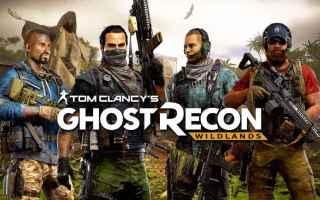 ghost recon wildlands  ghost recon