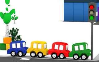 cartoni animati  bambini  costruzioni