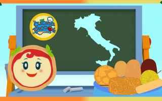 La cucina italiana non è uguale ovunque, la cucina regionale ha un tradizione molto forte. Oggi par