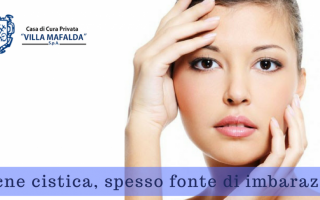 Bellezza: salute medicina dermatologia acne pelle