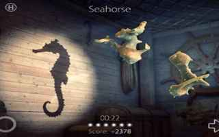 Mobile games: shadowmatic  puzzle  videogame