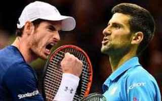 Tennis: tennis grand slam news risultati