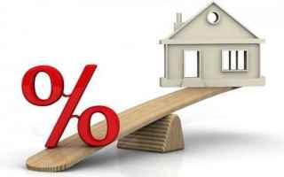 Casa e immobili: mutui immobiliare previsione costo mutui
