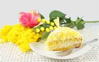 torta mimosa vegan  festa della donna