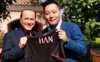 Calcio: milan  cinesi  mclaren