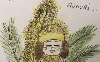 Blog: 8 marzo 2017  mimosa  fiori  donna