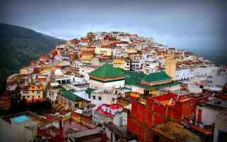 Viaggi: mecca  marocco  moulay idriss