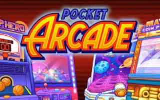 pocket arcade  videogame  android