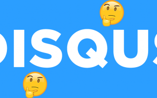 Blog: disqus  plugin  wordpress