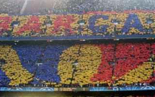 Champions League: barcellona  napoli  tifosi