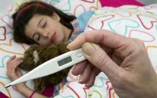 febbre  farmaci  alimentazione