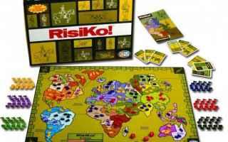 risiko  gioco da tavolo  anni 80