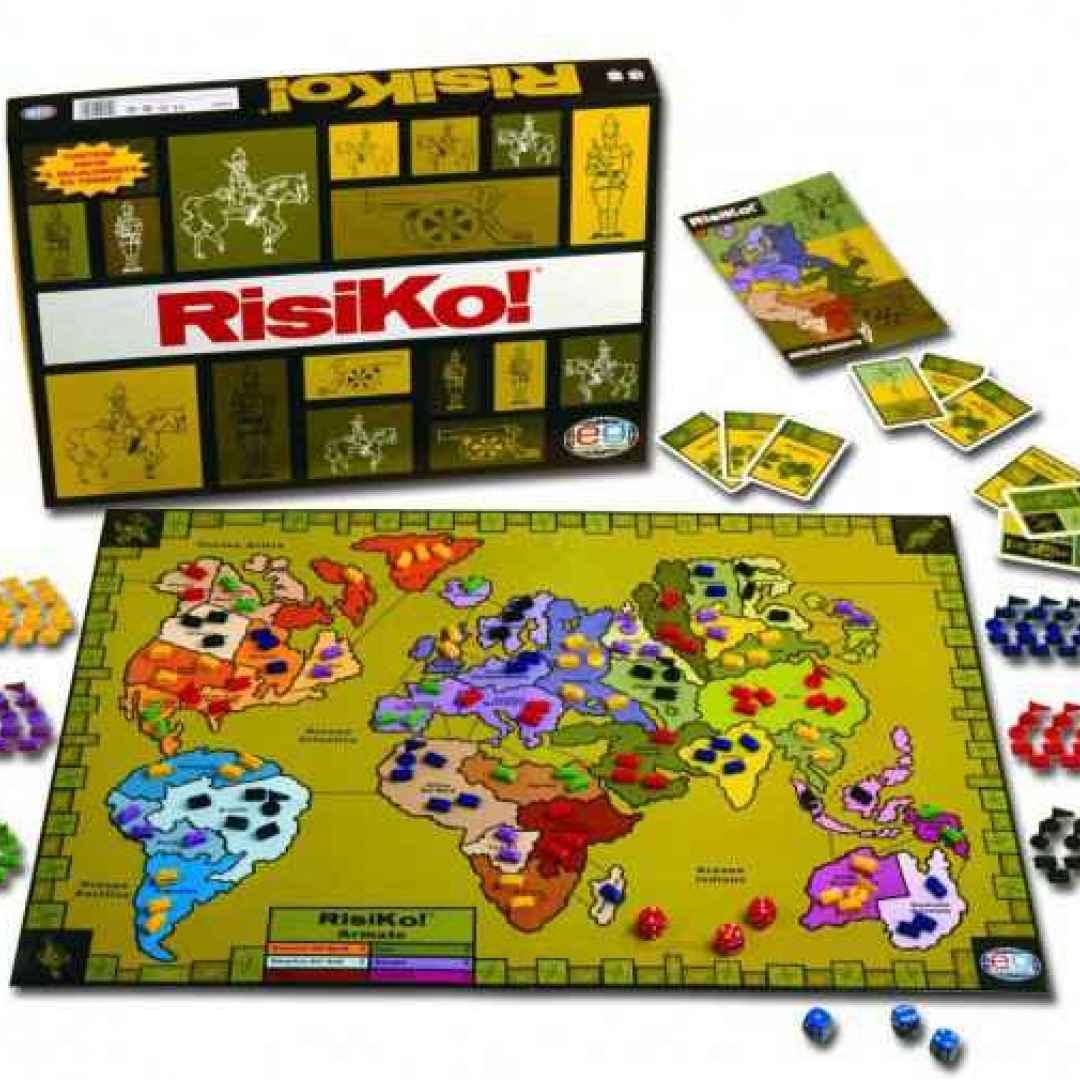 Risiko il gioco da tavolo pi amato al mondo risiko - Waterloo gioco da tavolo ...