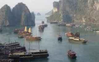 Viaggi: vietnam  viaggio  ha long