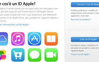 Apple: apple  id apple