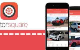 Motori: auto android iphone automobile