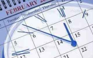 Economia: gestione del tempo  crescita personale