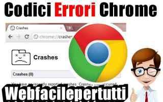 Browser: google  significato  errori